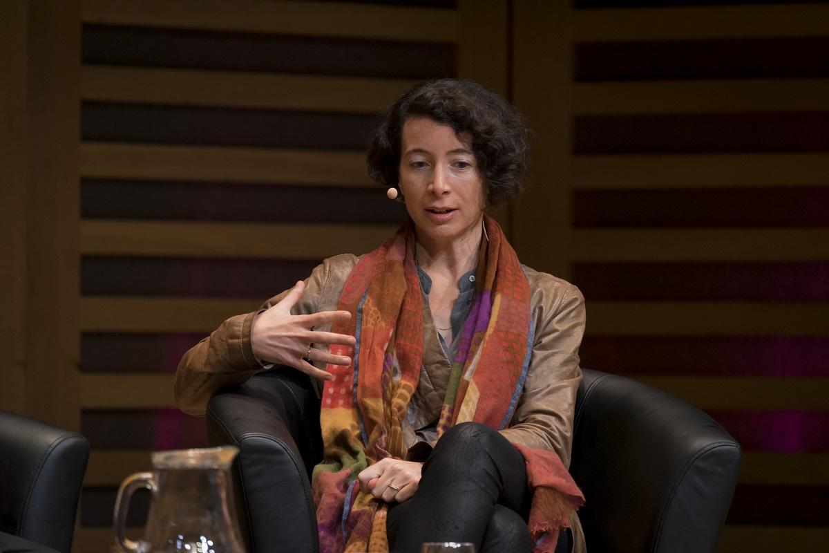 Ayelet Gundar-Goshen revelação da literatura de Israel na Flip 2019